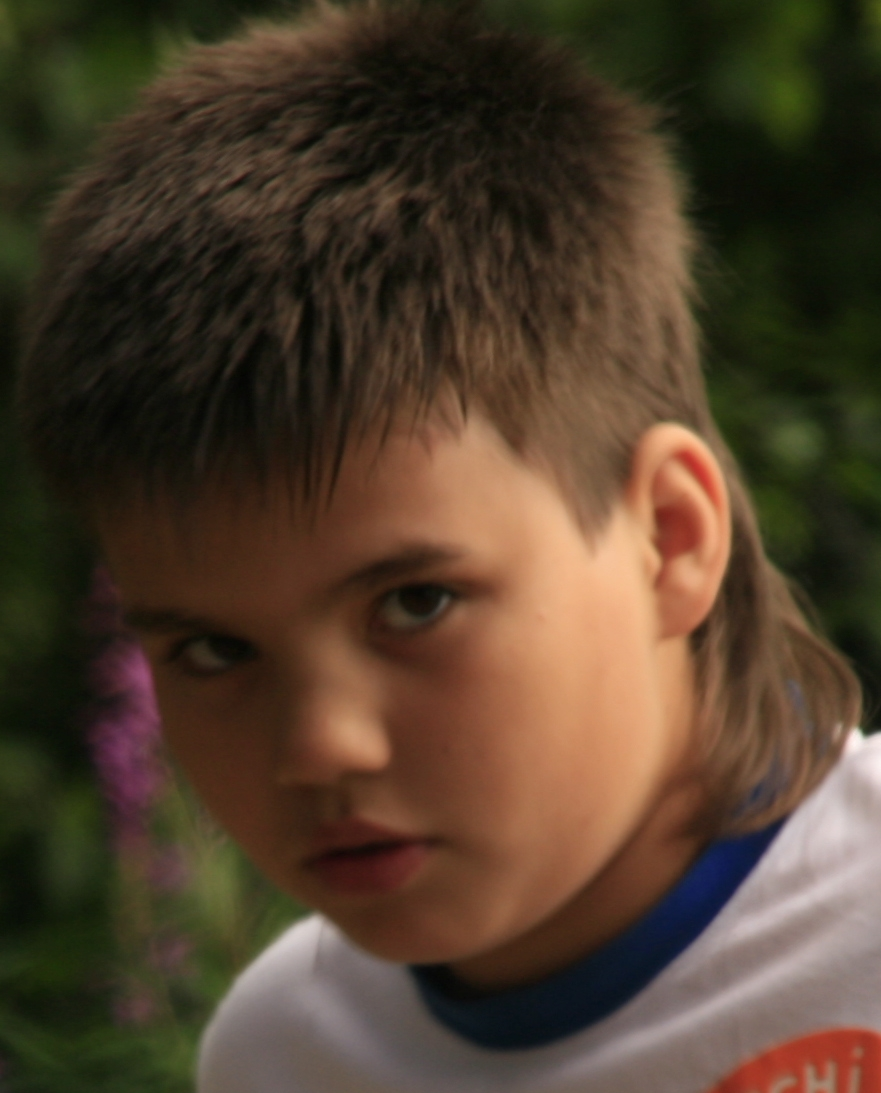 порно на лицо села мальчику фото